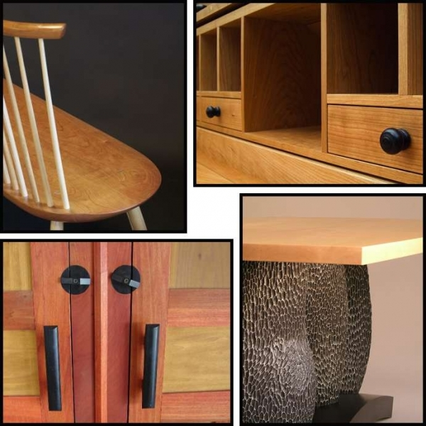 Handmade Furniture By Vermont S Finest Studio Furniture Makers