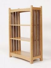 Breznick Mission Bookcase