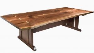 Breznick_Walnut_dining_table