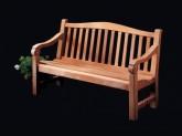 Chicago Garden Bench