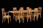 Gasperetti Dining Table and Chairs