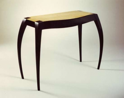 Hall_Table_black_lacquer_and_curley_maple