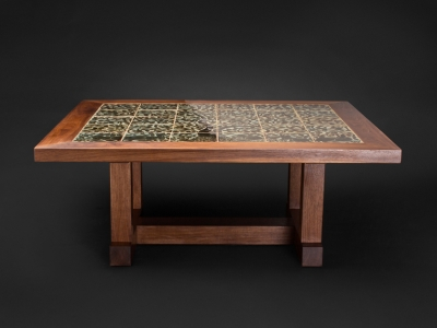 - Marco's Coffee Table With Tile Top