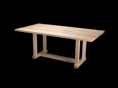 Marco's Rectangular Table