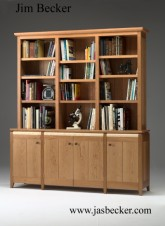 Ming_Shaker_Bookcase_Credenza_by_Becker