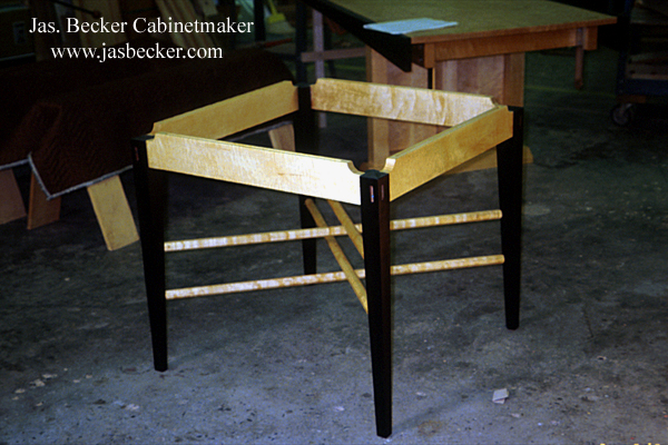 Tlb Chairs Mission Inspired Tall Chairs Vermont Wood