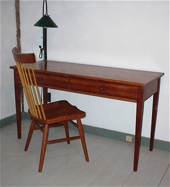 Writing_Desk_and_Spindle_Back_Side_Chair