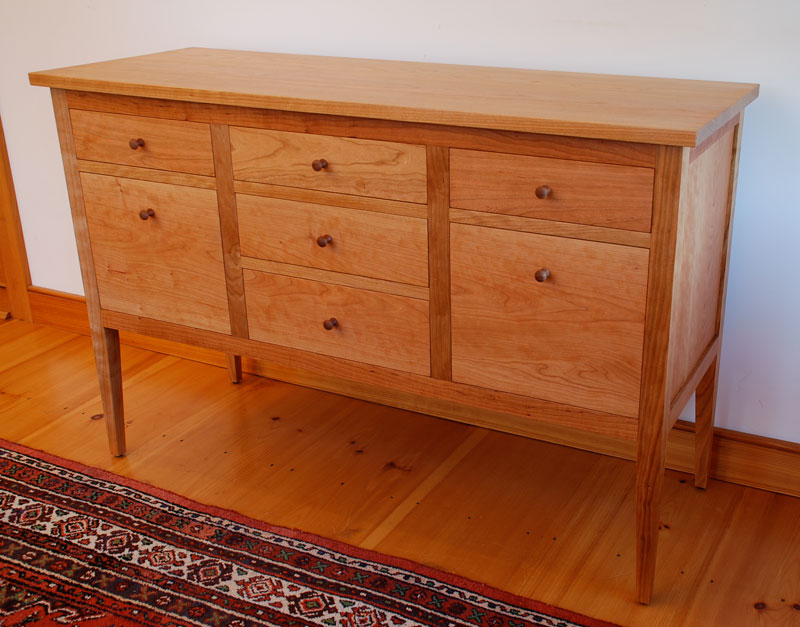 Credenza With File Drawers Hawk Ridge Furniture St