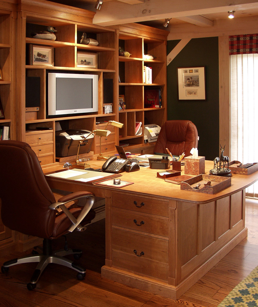Office Furniture: Dorset Custom Furniture