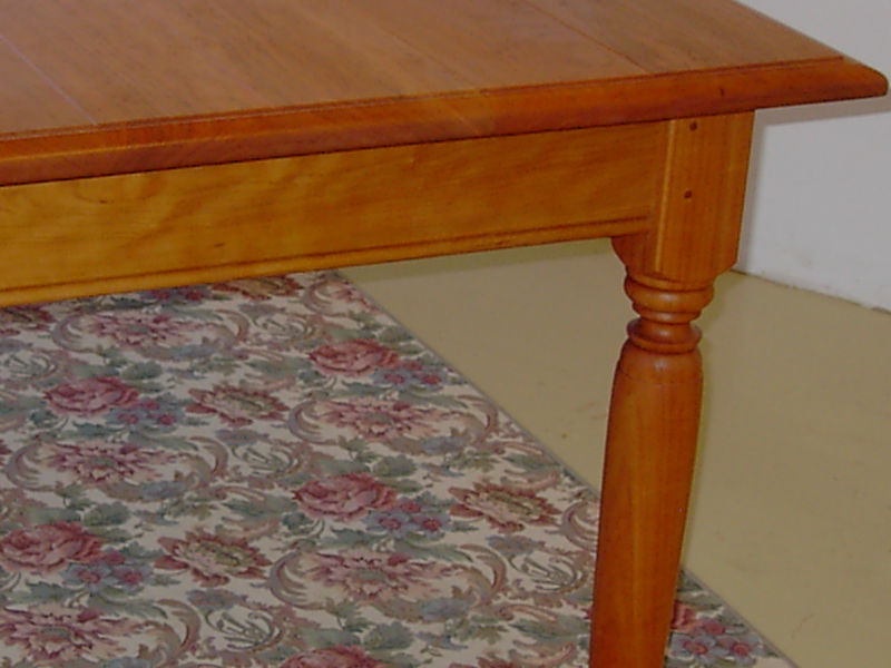 Farmhouse Table Hawk Ridge Furniture Paul Donio St