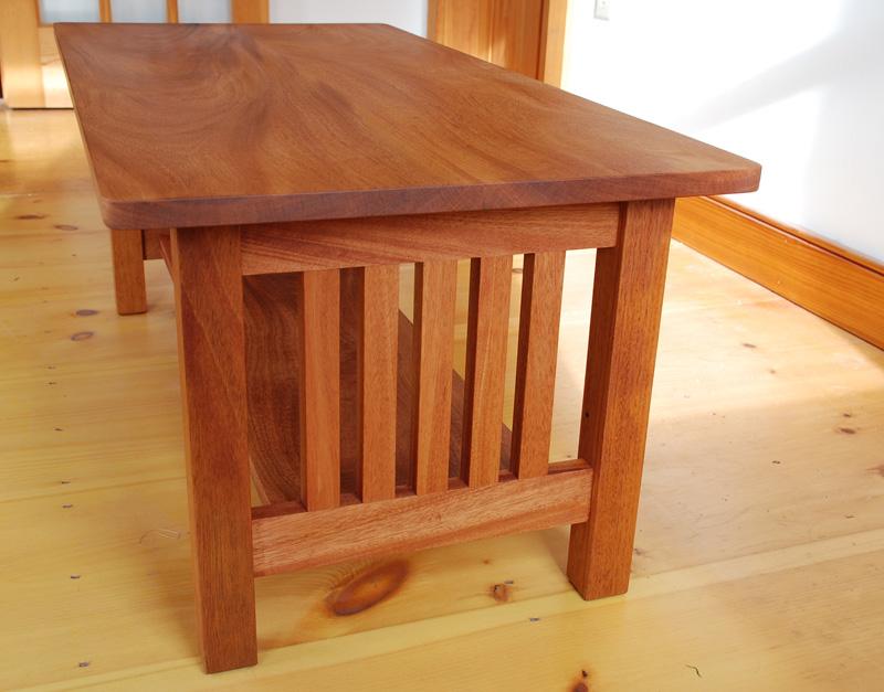 Mission Coffee Table Hawk Ridge Furniture St