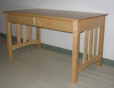 mission-library-desk-maple