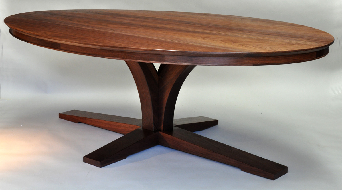 Expanding Cherry Dining Table