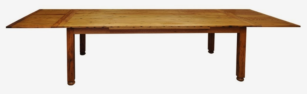 Dining Table With Self Storing Leaves
