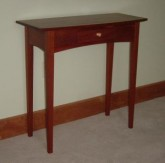 Ribbon Hall Table By Clarner Woodworks