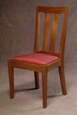 Walnut Chair Jason Breen Brattleboro Vermont Fine