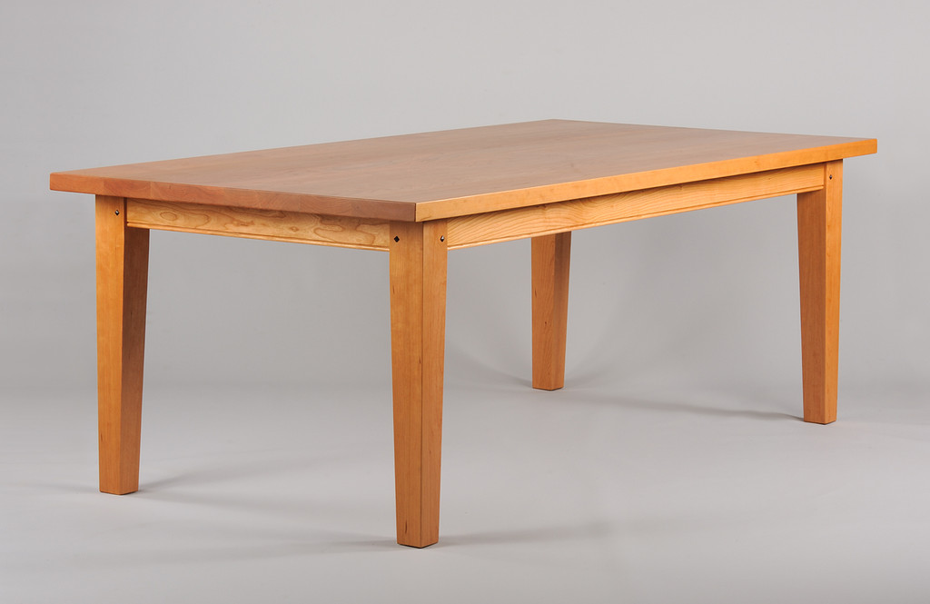 Chalford Farmhouse Dining Table Guild Of Vermont