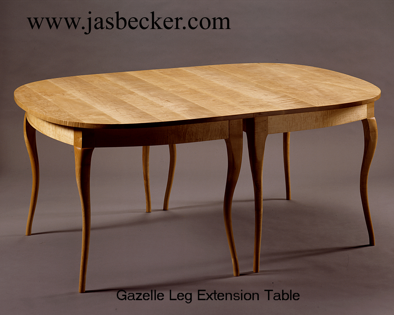 Good Oval Extension Table