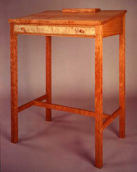 Wooden Stand Up Desk ~ Stand up desk plans wood pdf woodworking