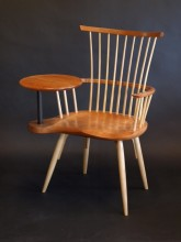 vermont, windsor chair, thomas jefferson,timothy clark