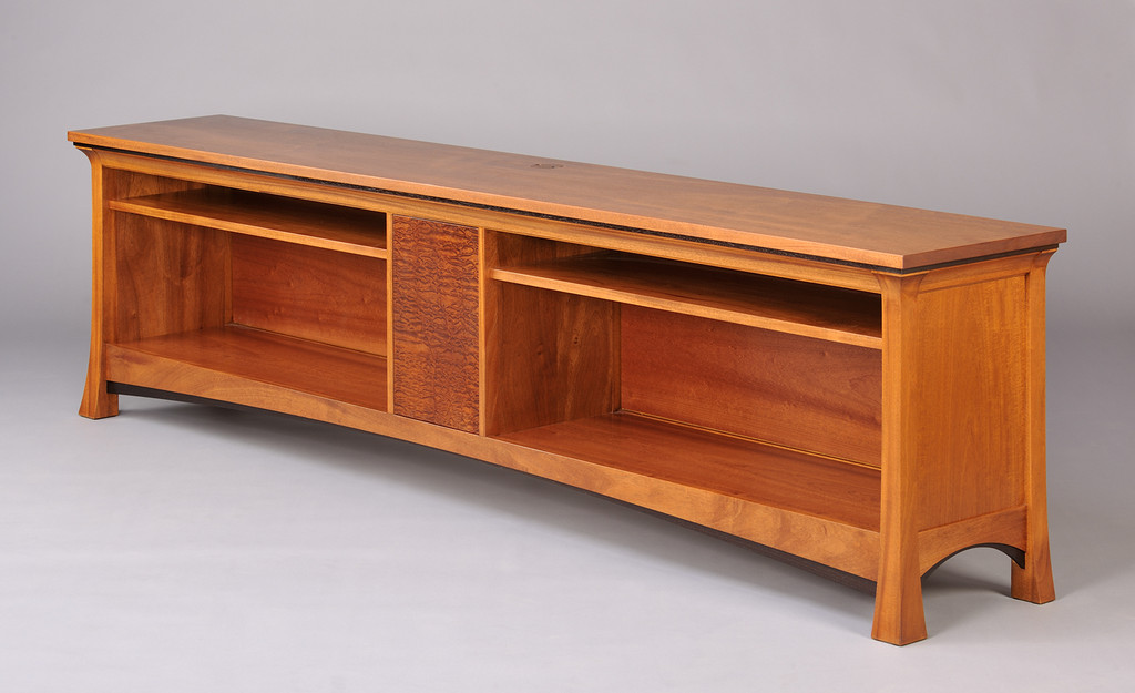 Bookcase for Long furniture
