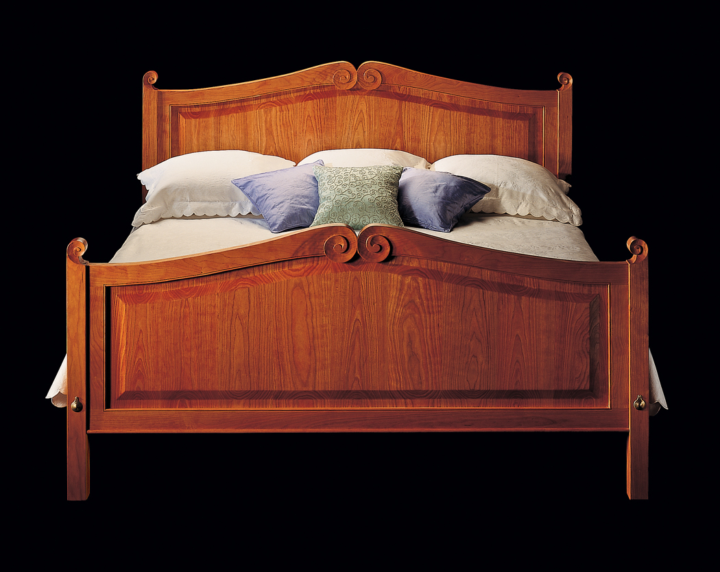 Hand Made Beds ~ Handcrafted beds by vermont studio makers