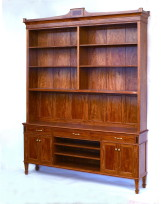 Sassoon Bookcase, cleaned up