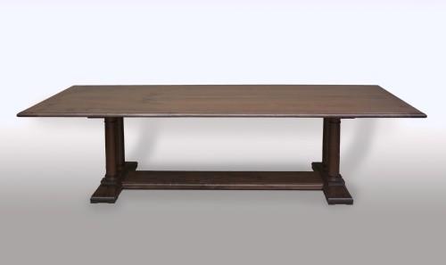 St. John table, front