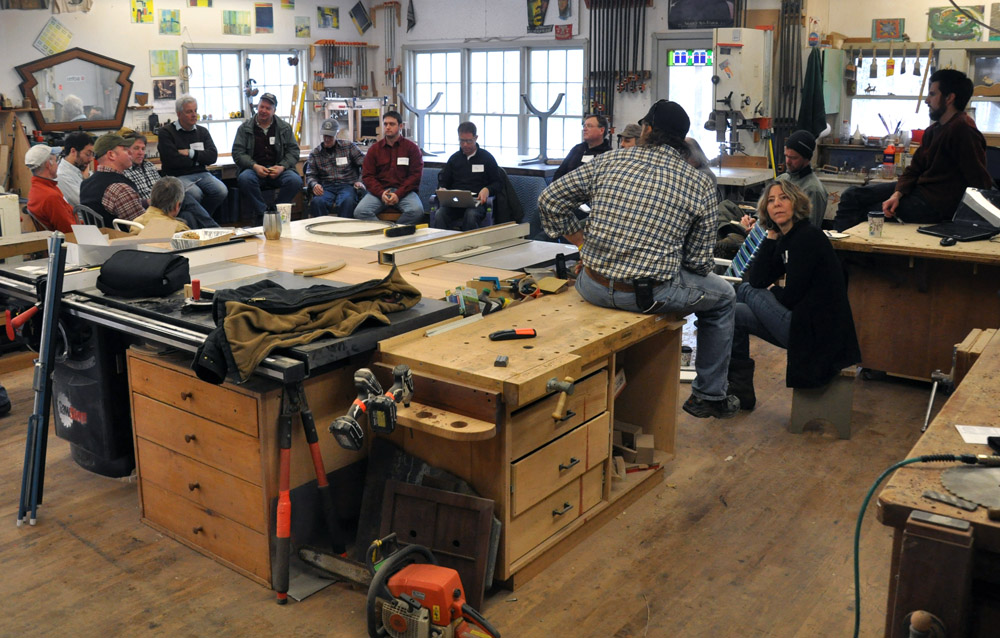 Superieur Vermont Furniture Makers Together