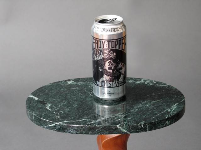 Heady Topper and Hurwitz Table