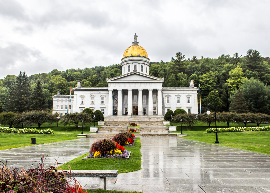 Vermont State Capital Montpelier