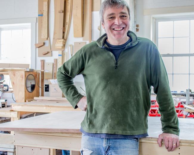 John Lomas, Vermont Furniture Maker