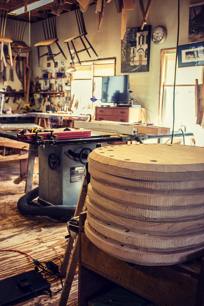 Vermont Furniture Makers Studio