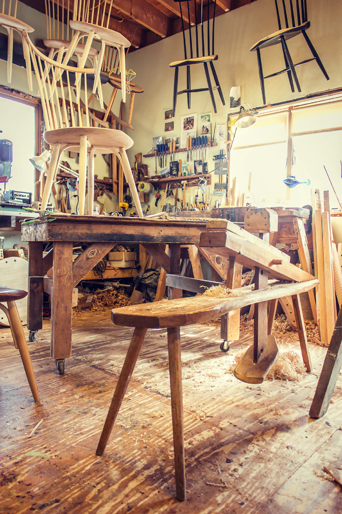 Studio Furniture Crafted by Hand