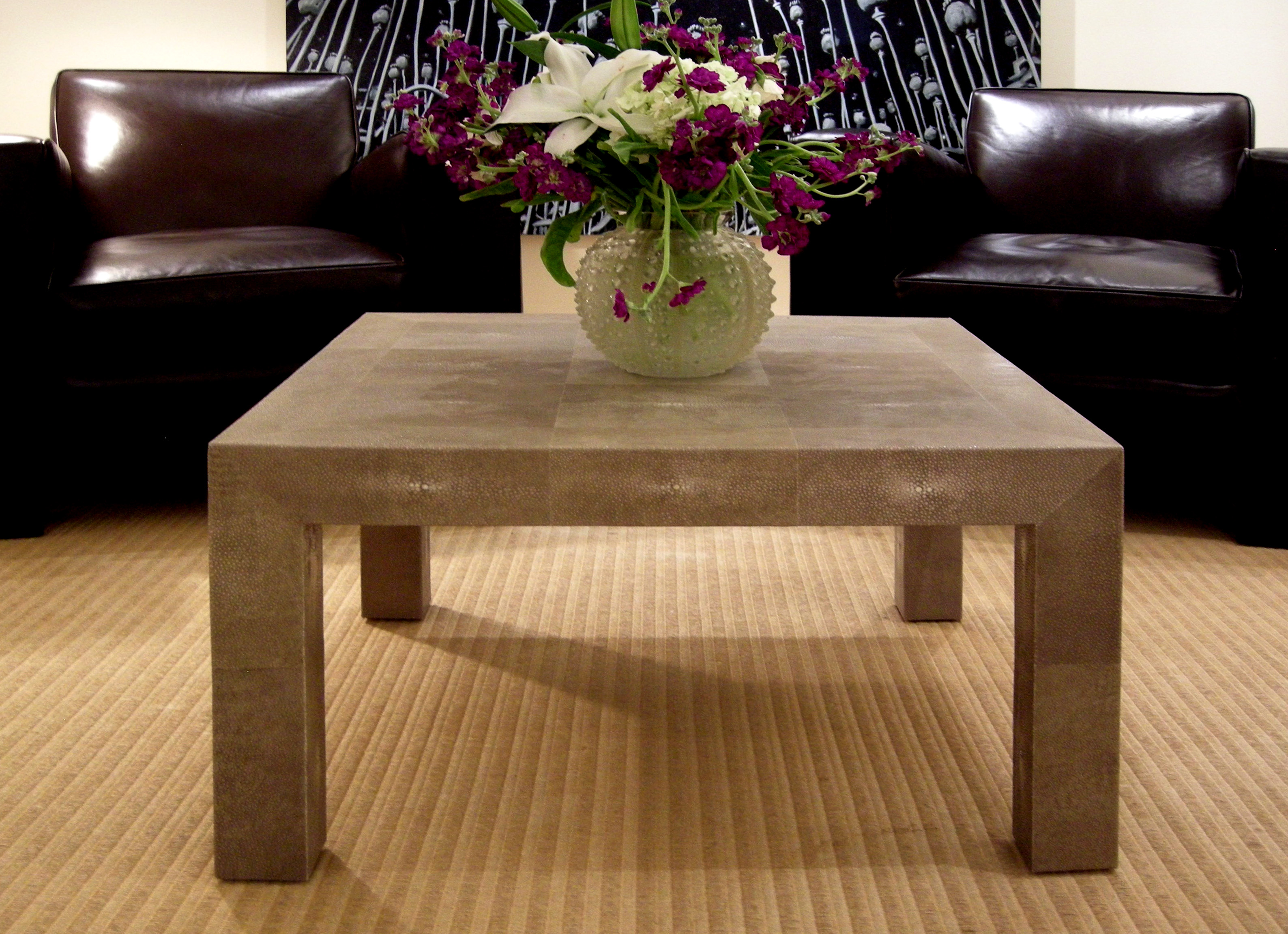 Shagreen Parsons Table
