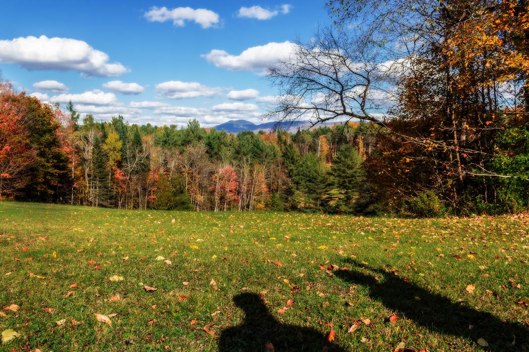 Vermonts Northeast Kingdom in Foliage