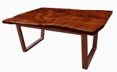 claro walnut slab desk 1