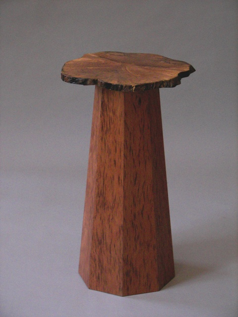 Live Edge Pedestal Table Guild Of Vermont Furniture Makers