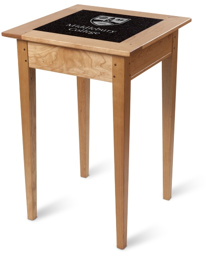 Hardwood Tables Handcrafted In Vermont Personalized For