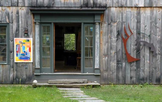 Vermont Open Studio Weekend, Dorset Custom Furniture
