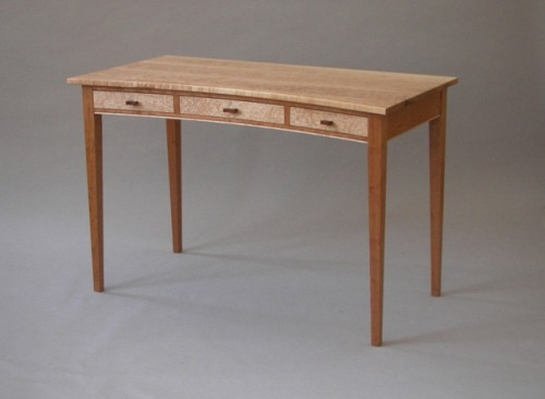 Vanity Writing Desk Guild Of Vermont Furniture Makers