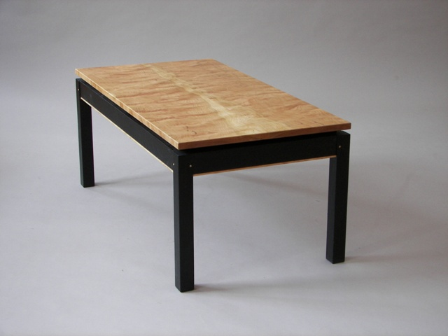 Floating Top Coffee Table Guild Of Vermont Furniture Makers