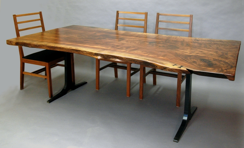 Custom Dining Tables By Vermont Furniture Makers
