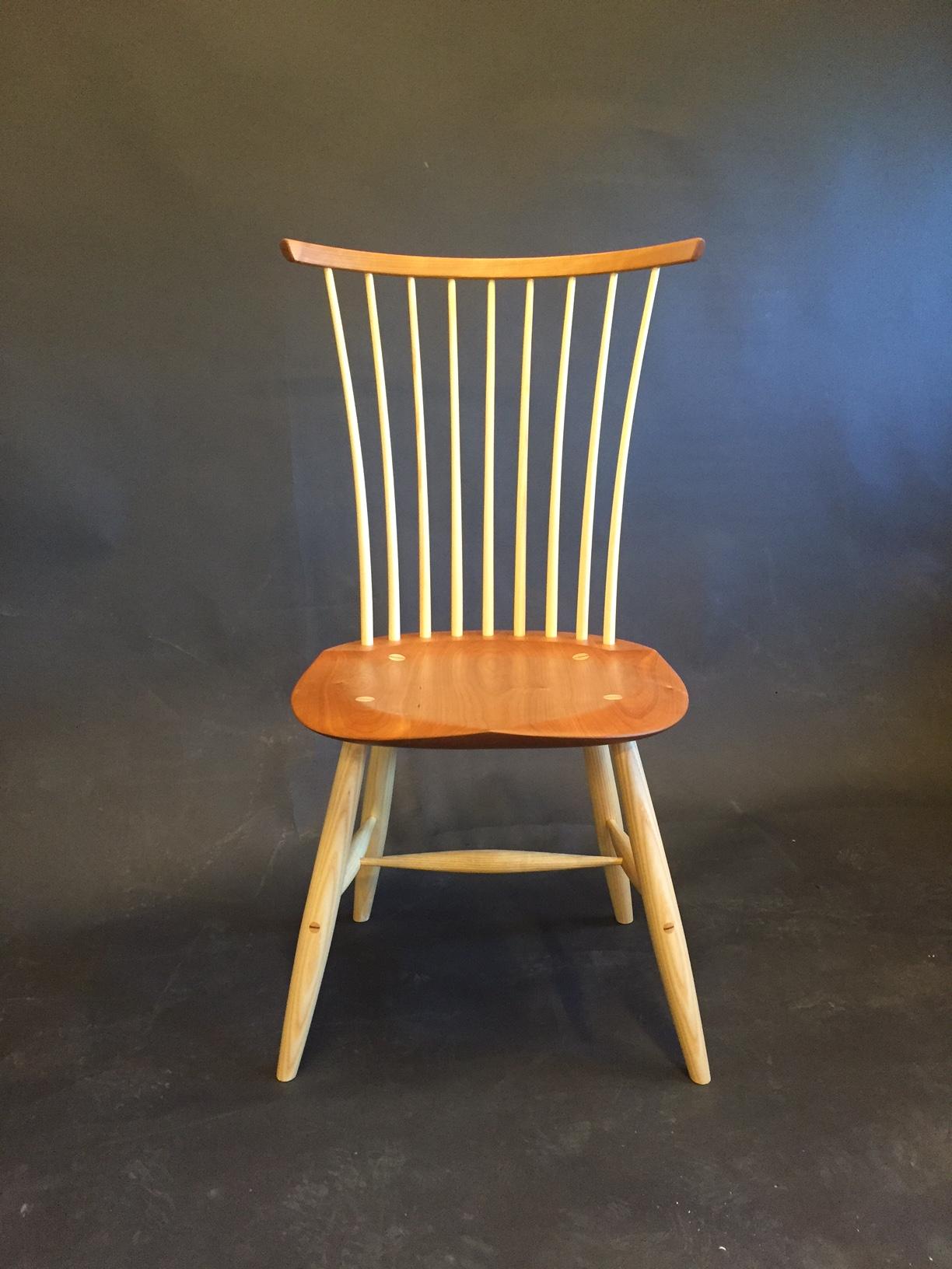 Waltham side chair - timothy clark 2