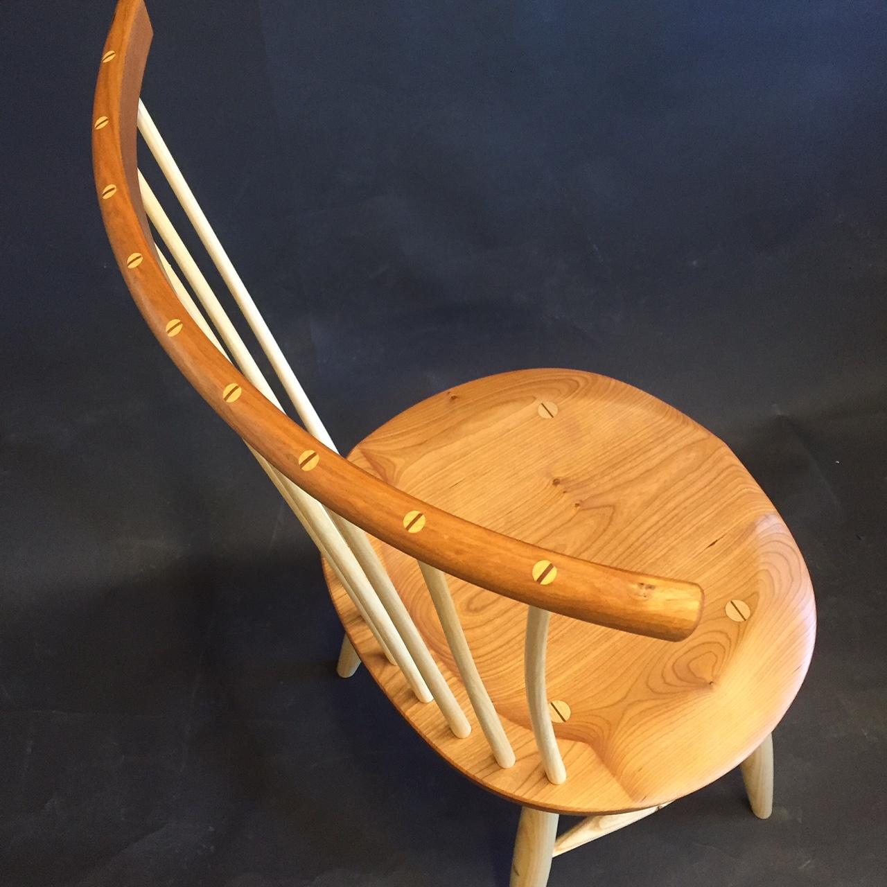 Waltham side chair - timothy clark