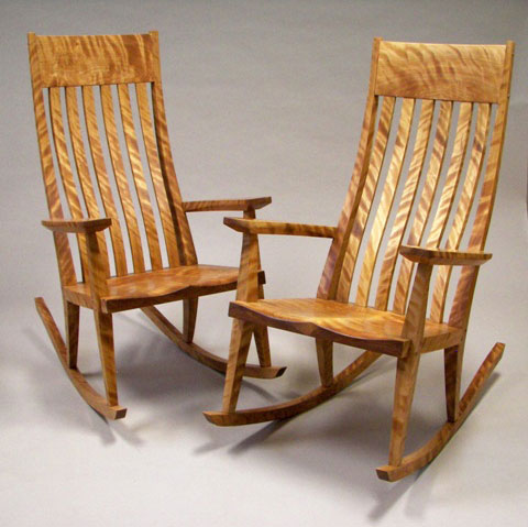 Rockers: The Classic American Chair