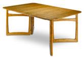 Hochman Danish Modern Extending Dining Table