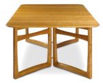 Hochman Danish Modern Extending Dining Table