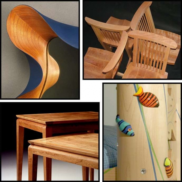 Vermont Made Custom Wood Furniture