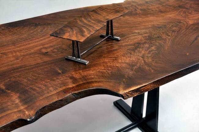 Guild of Vermont Furniture Makers Custom Desk Dan Mosheim